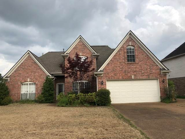 1488 Far Dr, Unincorporated, TN 38016 (#10096863) :: The Wallace Group - RE/MAX On Point