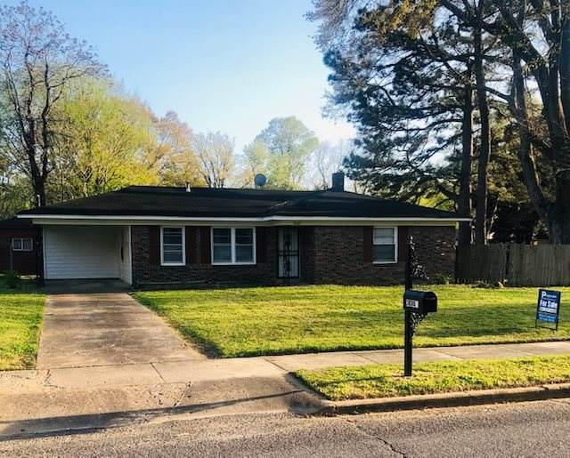 3085 Cromwell Rd, Memphis, TN 38118 (#10096963) :: The Wallace Group - RE/MAX On Point