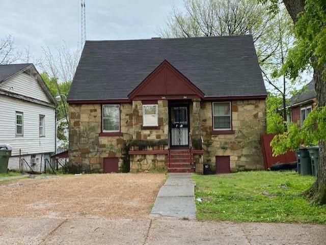 341 S Parkway Ave E, Memphis, TN 38106 (#10097139) :: Area C. Mays | KAIZEN Realty