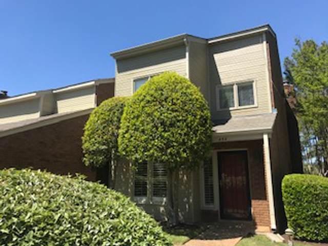 454 Jack Kramer Dr #454, Memphis, TN 38117 (#10097480) :: RE/MAX Real Estate Experts