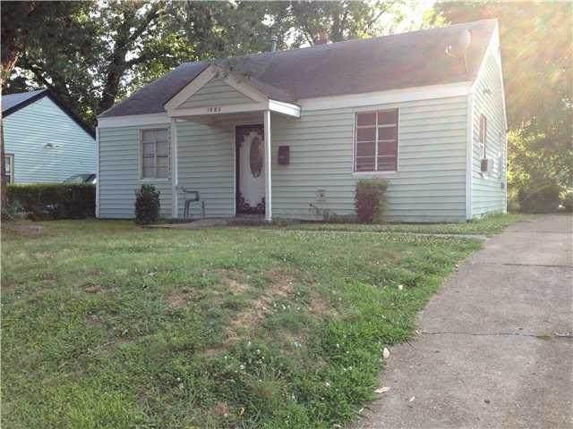 1583 Cameron St, Memphis, TN 38106 (#10099010) :: The Melissa Thompson Team