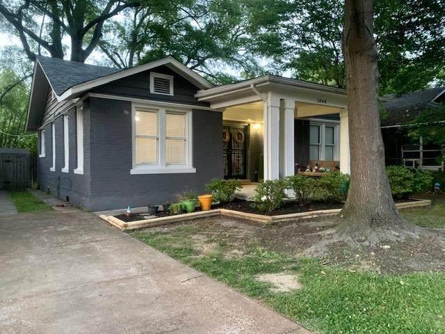 1848 Evelyn Ave, Memphis, TN 38114 (#10099383) :: The Home Gurus, Keller Williams Realty