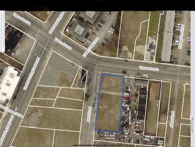 0 Vance Ave, Memphis, TN 38126 (#10099384) :: The Home Gurus, Keller Williams Realty