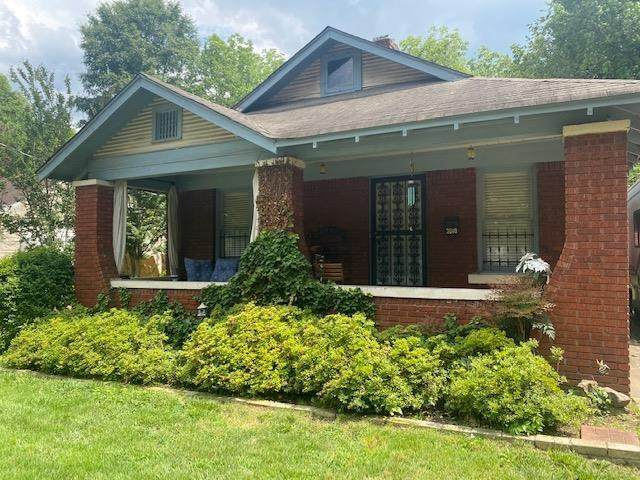 3609 Powell Ave, Memphis, TN 38122 (#10101005) :: All Stars Realty