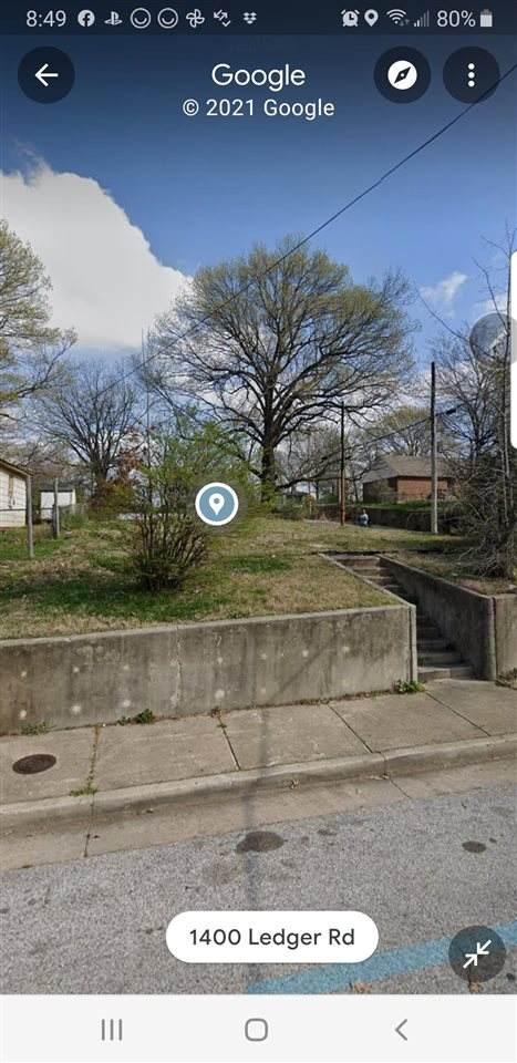 1400 Ledger Rd, Memphis, TN 38106 (#10101701) :: J Hunter Realty