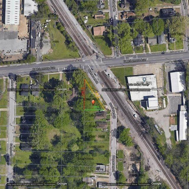 1383 E Mclemore Ave, Memphis, TN 38106 (#10101736) :: Area C. Mays | KAIZEN Realty