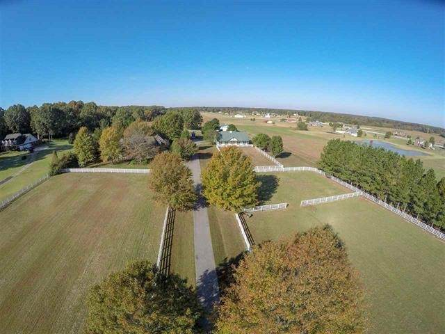 1775 Yancey Rd, Unincorporated, TN 38066 (#10101778) :: The Wallace Group at Keller Williams