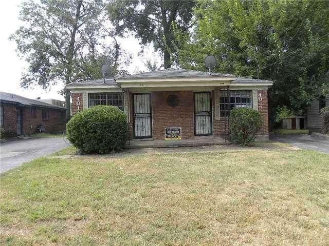 4009 Mallory Rd, Memphis, TN 38111 (#10101877) :: The Melissa Thompson Team