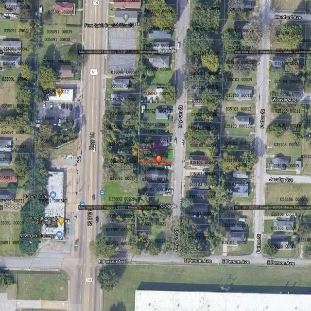 0 Rayburn St, Memphis, TN 38106 (#10101913) :: J Hunter Realty