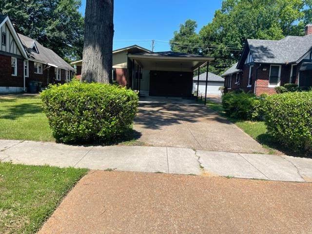 907 Hawthorne Ave, Memphis, TN 38107 (#10101982) :: J Hunter Realty