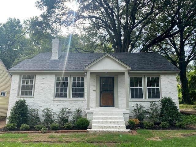 616 Mcconnell St, Memphis, TN 38112 (#10101986) :: J Hunter Realty