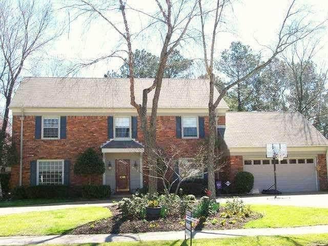6749 Stornaway Dr, Memphis, TN 38119 (MLS #10102247) :: Gowen Property Group | Keller Williams Realty