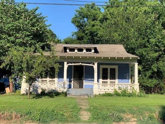 706 Hudson St, Memphis, TN 38112 (#10102393) :: The Home Gurus, Keller Williams Realty