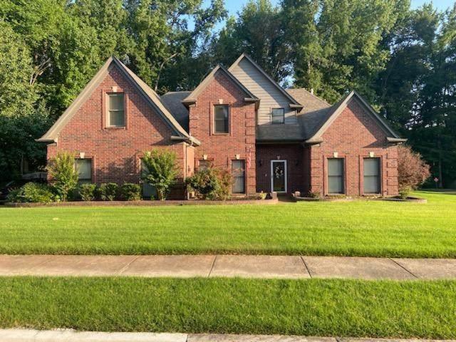 8191 Rebecca Woods Dr, Bartlett, TN 38002 (MLS #10102552) :: Gowen Property Group | Keller Williams Realty