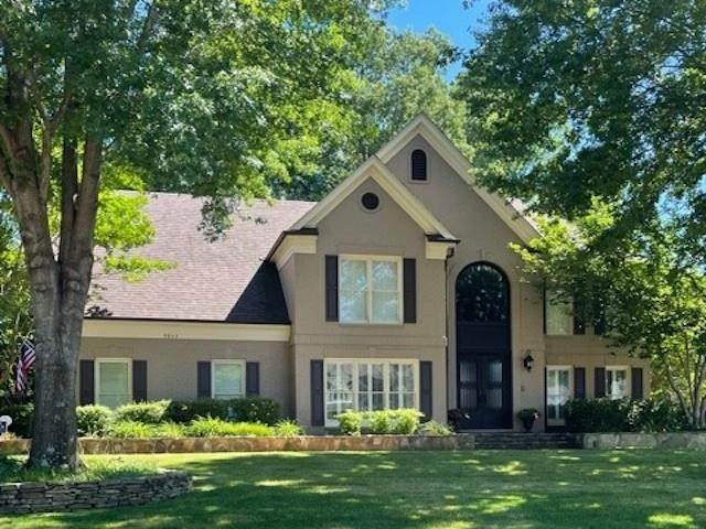 9843 S Houston Oak Dr, Collierville, TN 38139 (#10102575) :: The Wallace Group - RE/MAX On Point