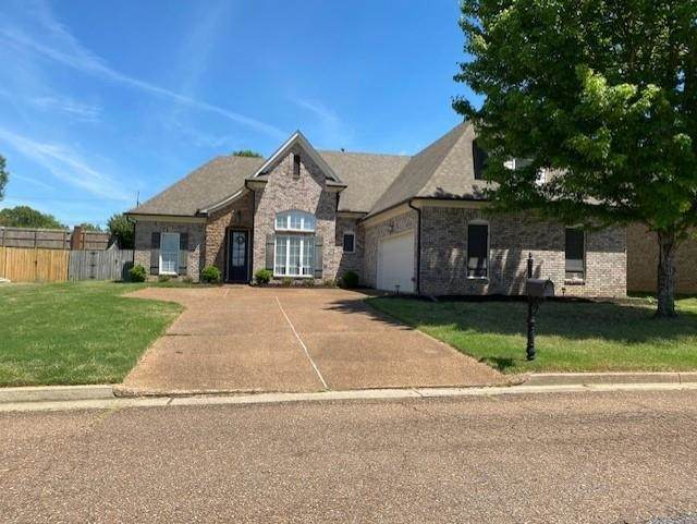 3384 Mountain Ash Dr, Southaven, MS 38672 (#10104432) :: The Wallace Group at Keller Williams