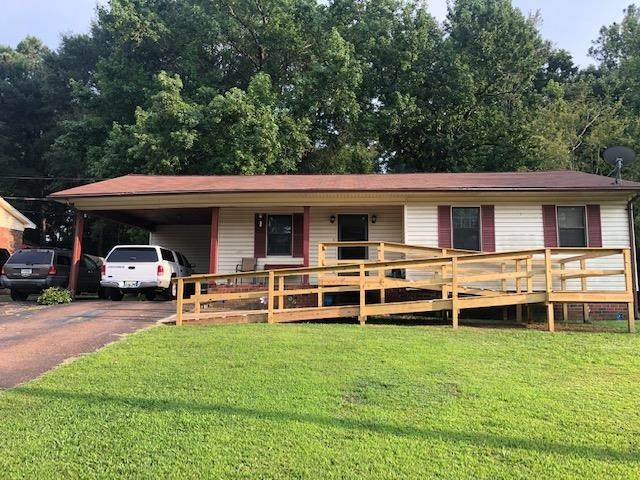1152 Berrywood Ave, Brownsville, TN 38012 (#10104889) :: The Wallace Group - RE/MAX On Point