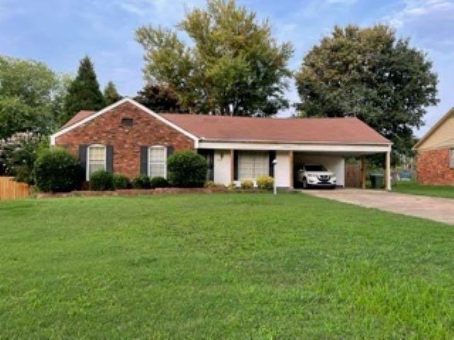 5382 Santa Barbara Dr, Memphis, TN 38116 (#10105428) :: Area C. Mays | KAIZEN Realty