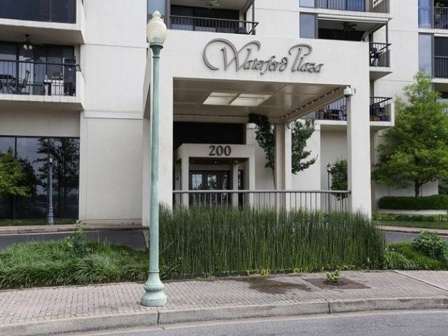 200 Wagner Pl #901, Memphis, TN 38103 (#10105431) :: The Wallace Group - RE/MAX On Point