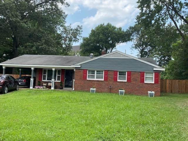 3152 Edgeware Cv S, Memphis, TN 38118 (#10105973) :: Bryan Realty Group