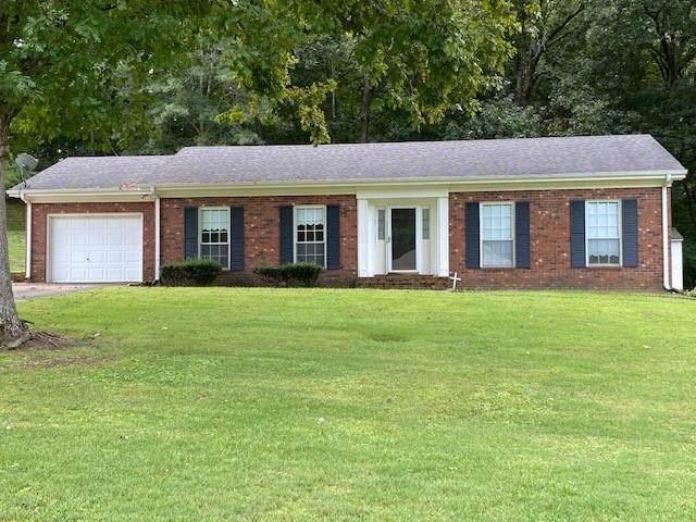 109 Rolling Oaks Dr, Somerville, TN 38068 (#10106798) :: Area C. Mays   KAIZEN Realty