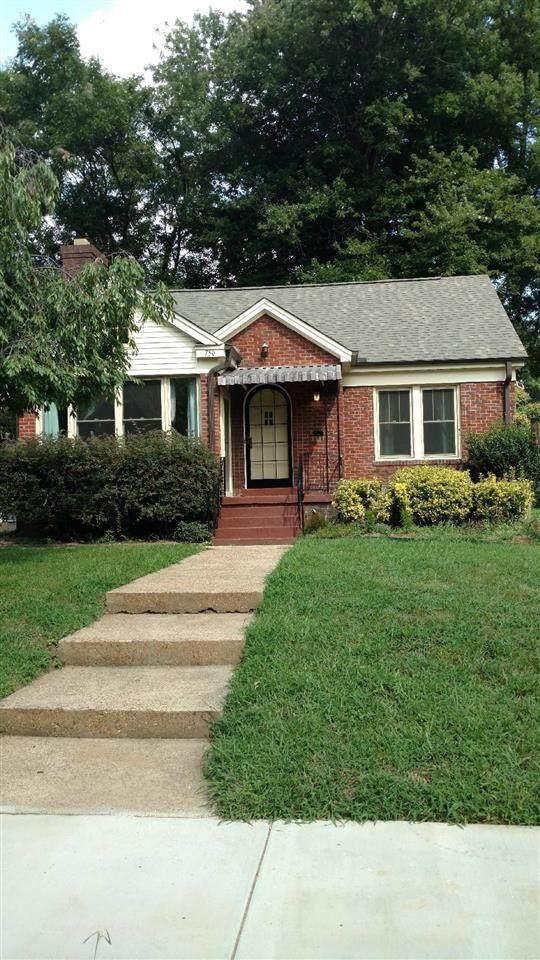 750 N Evergreen St, Memphis, TN 38107 (#10107498) :: The Melissa Thompson Team