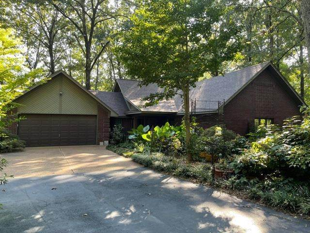 540 Bonnie Dr, Oakland, TN 38060 (#10107501) :: Bryan Realty Group