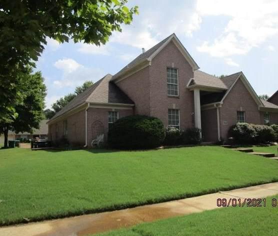 5948 Zellner St, Arlington, TN 38002 (#10107836) :: Area C. Mays | KAIZEN Realty
