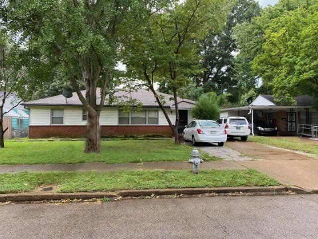 4111 Barron Ave, Memphis, TN 38111 (#10108008) :: Faye Jones | eXp Realty