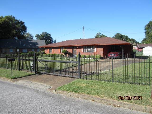 4582 White Fox St, Memphis, TN 38109 (#10108402) :: The Wallace Group - RE/MAX On Point