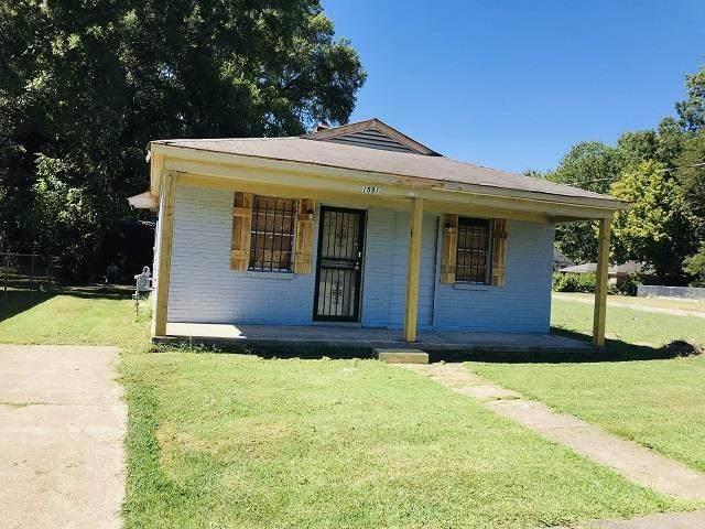 1591 Boxwood St, Memphis, TN 38108 (#10108673) :: J Hunter Realty