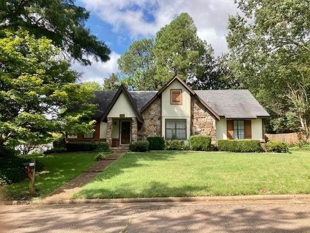 2311 E Lake Oaks Dr E, Bartlett, TN 38134 (MLS #10108942) :: Your New Home Key