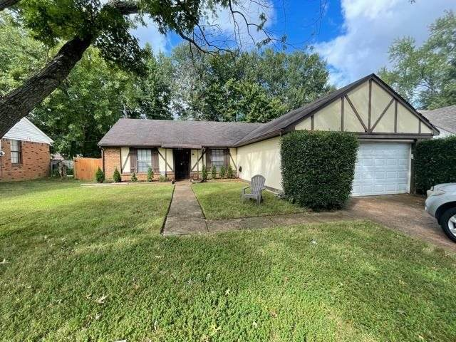 6214 Village Park Rd, Memphis, TN 38141 (#10109049) :: The Wallace Group - RE/MAX On Point