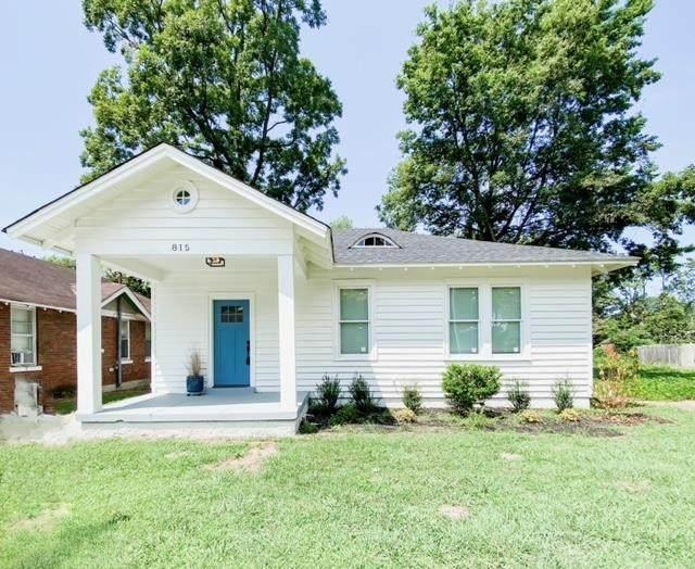 815 N Watkins St, Memphis, TN 38107 (#10109136) :: All Stars Realty