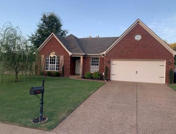 20 Winding Creek Dr, Oakland, TN 38060 (MLS #10109779) :: Your New Home Key