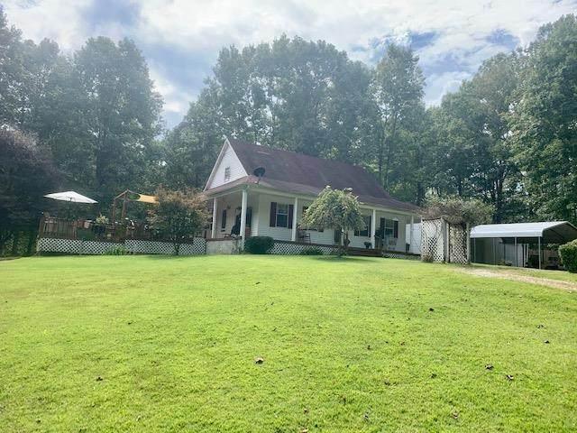 90 Garner Ln, Savannah, TN 38372 (MLS #10109840) :: Gowen Property Group | Keller Williams Realty