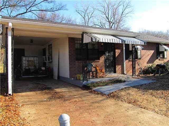1416 Azalia St, Memphis, TN 38106 (MLS #10110589) :: Area C. Mays | KAIZEN Realty
