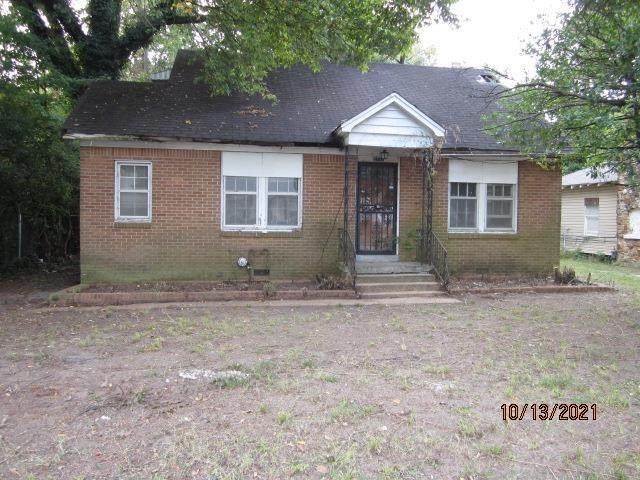 2717 Lowell Ave, Memphis, TN 38114 (#10110693) :: The Wallace Group - RE/MAX On Point