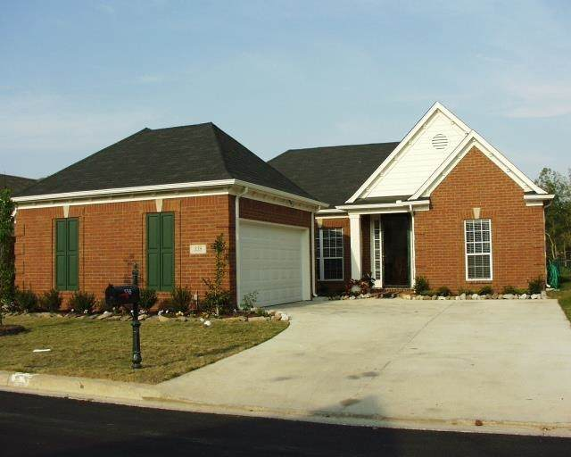 338 Fountain Lake Dr, Memphis, TN 38120 (MLS #10110873) :: Your New Home Key