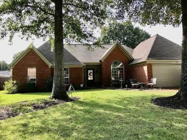 5915 E White Ridge Cir, Olive Branch, MS 38654 (#10110885) :: RE/MAX Real Estate Experts