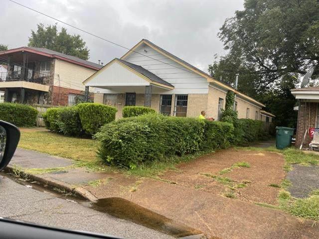 675 Marechalneil St, Memphis, TN 38114 (#10111048) :: The Home Gurus, Keller Williams Realty