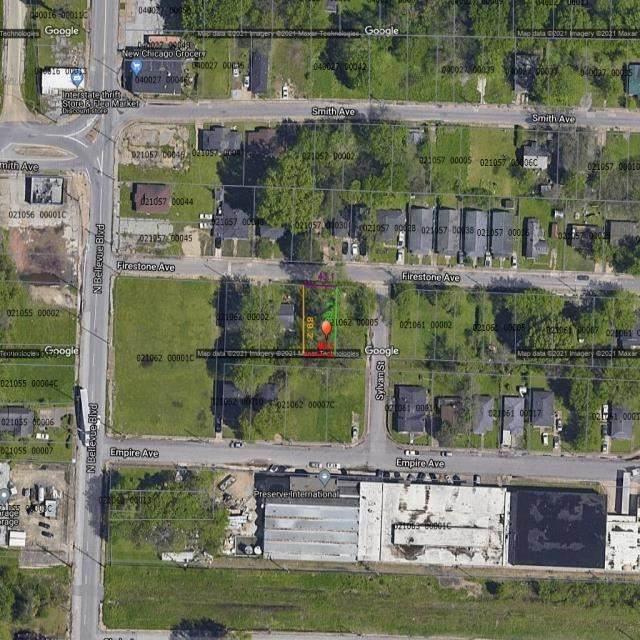 1207 Firestone Ave, Memphis, TN 38107 (#10111082) :: Faye Jones | eXp Realty