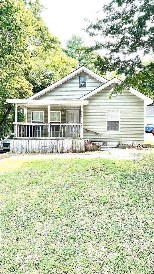 424 Broadway Ave, Dyersburg, TN 38024 (#10111225) :: Faye Jones | eXp Realty