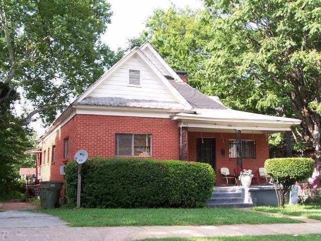 896 Polk Ave, Memphis, TN 38104 (#9977325) :: RE/MAX Real Estate Experts