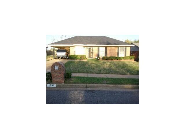 1758 Meadowhill St, Memphis, TN 38106 (#9993337) :: The Melissa Thompson Team