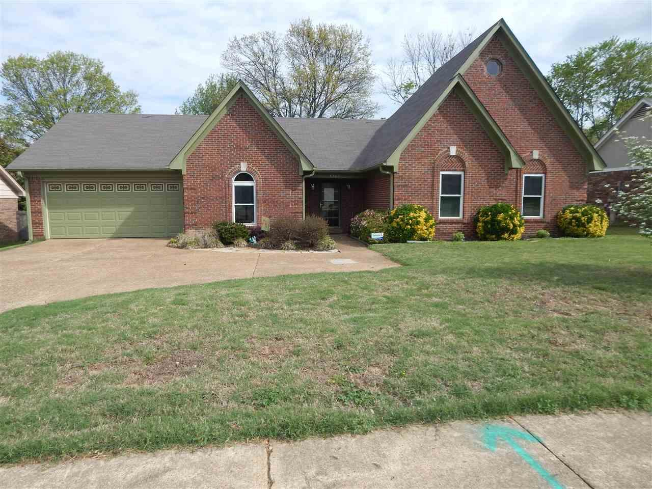 6346 Yale Rd, Bartlett, TN 38134 (#9999650) :: The Wallace Team - RE/MAX On Point