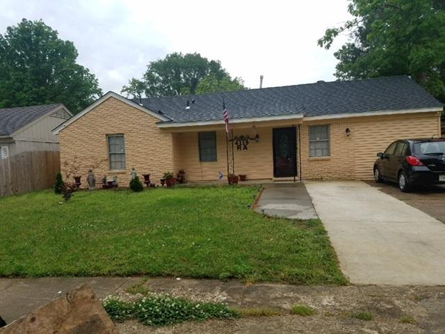 4119 Berrywood Ave, Memphis, TN 38118 (#10026404) :: The Melissa Thompson Team
