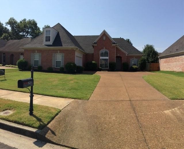1629 Wolf Ridge Dr, Collierville, TN 38017 (#10034062) :: Berkshire Hathaway HomeServices Taliesyn Realty