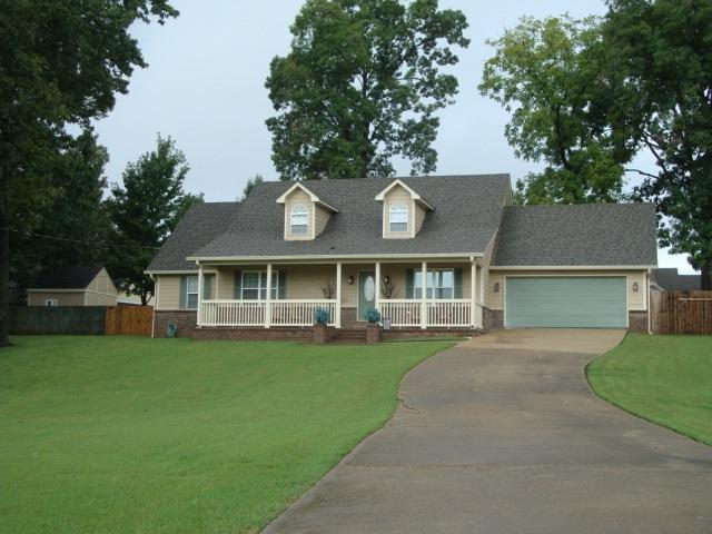 81 Honeysuckle Ln, Atoka, TN 38004 (#10037165) :: The Wallace Group - RE/MAX On Point