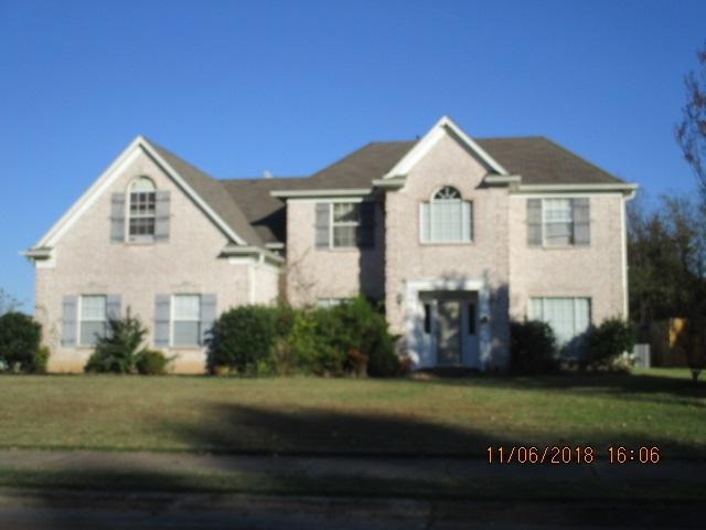 2840 Davies Plantation Rd, Memphis, TN 38016 (#10040327) :: The Melissa Thompson Team